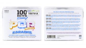 Karaoke CDs Pop Anthems leihen