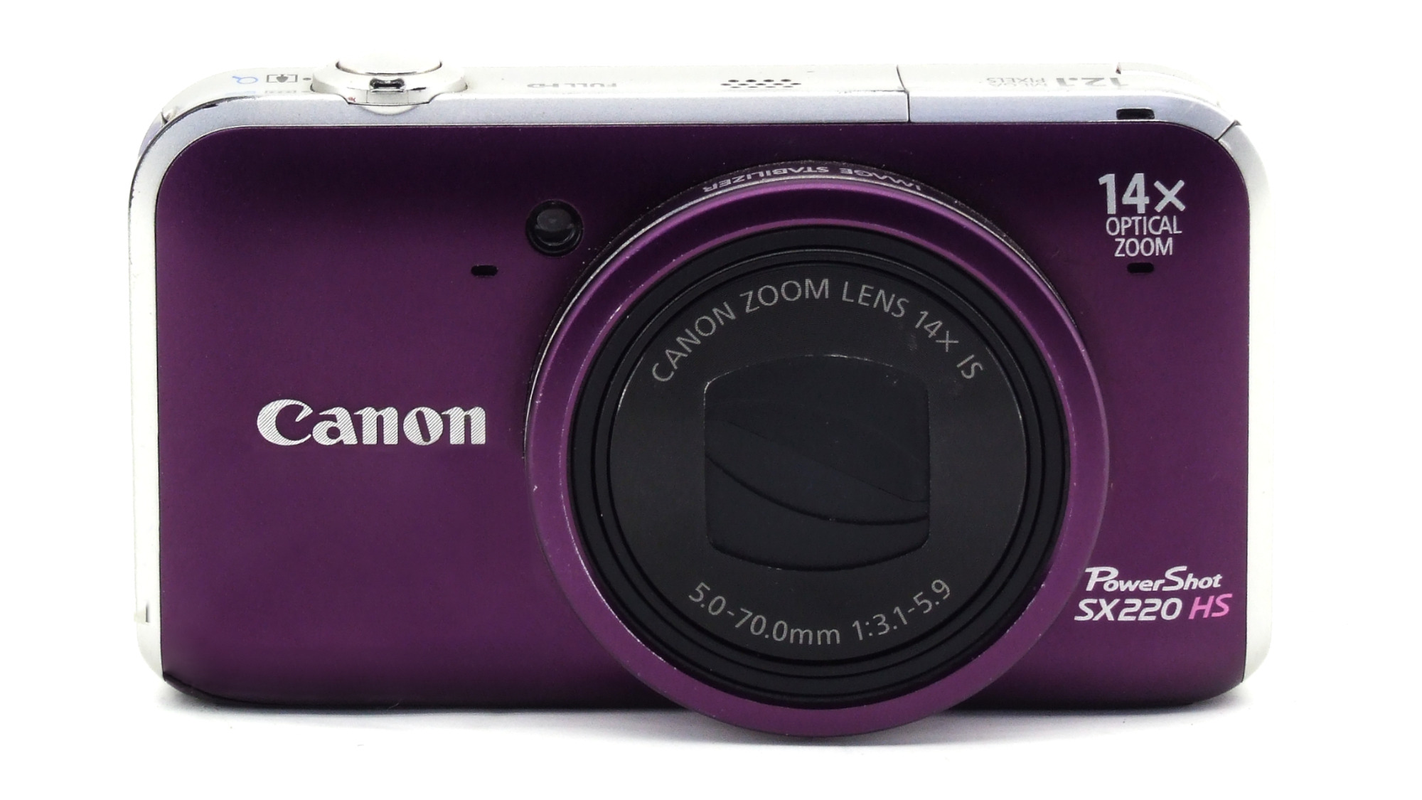 Digitalkamera Powershot SX220 leihen