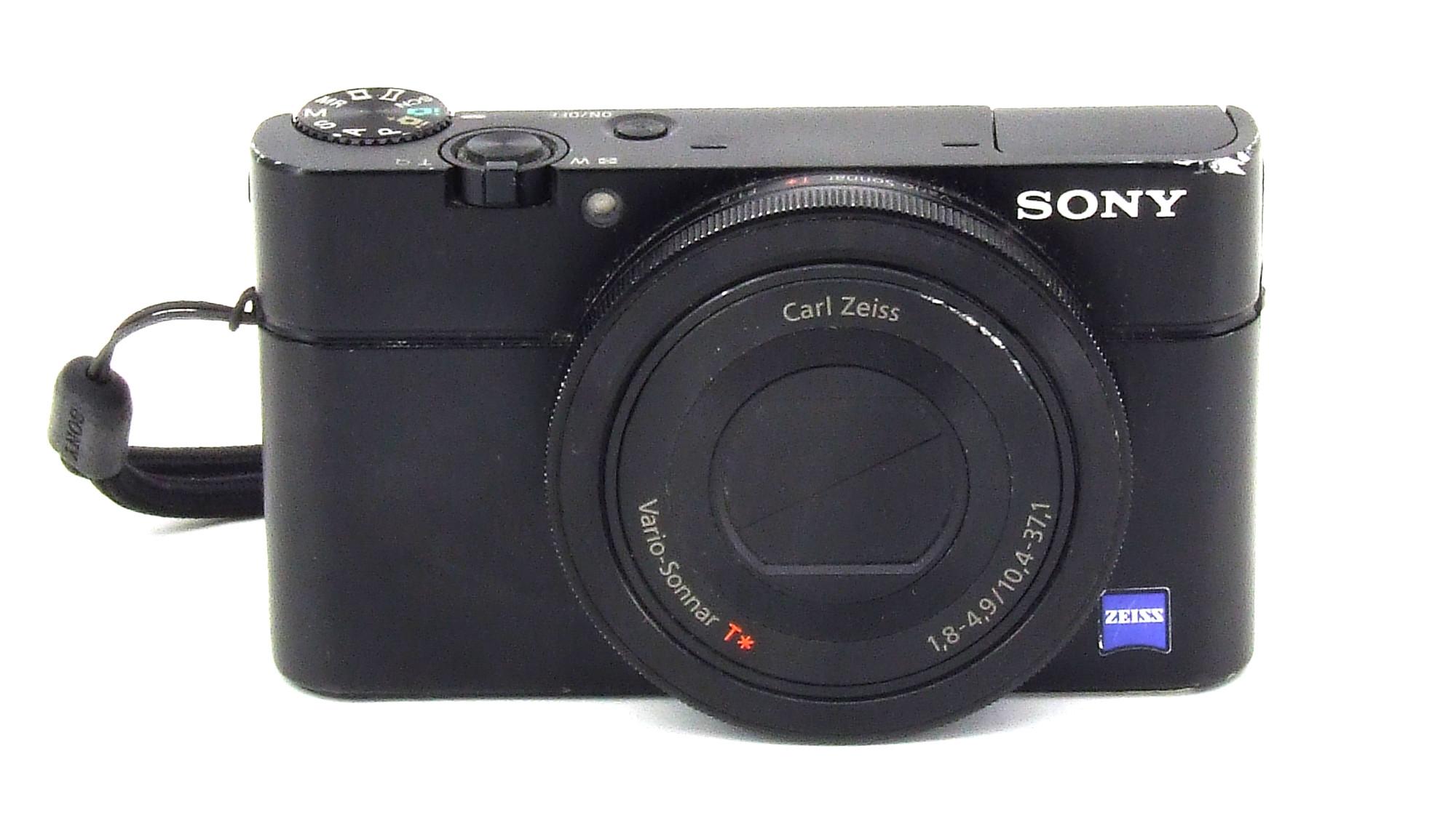 Sony RX100 Digitalkamera leihen