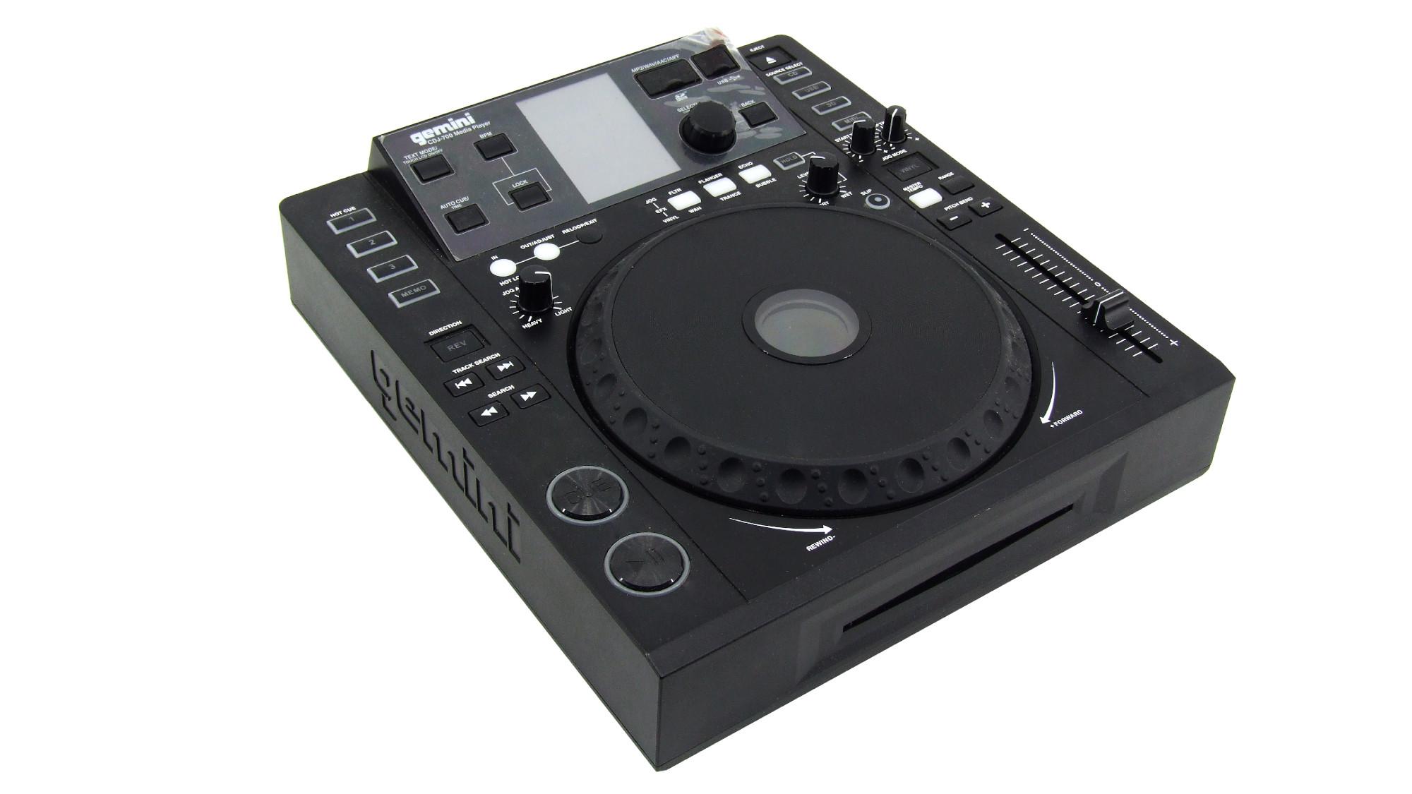 CDJ-700 Media-Player leihen