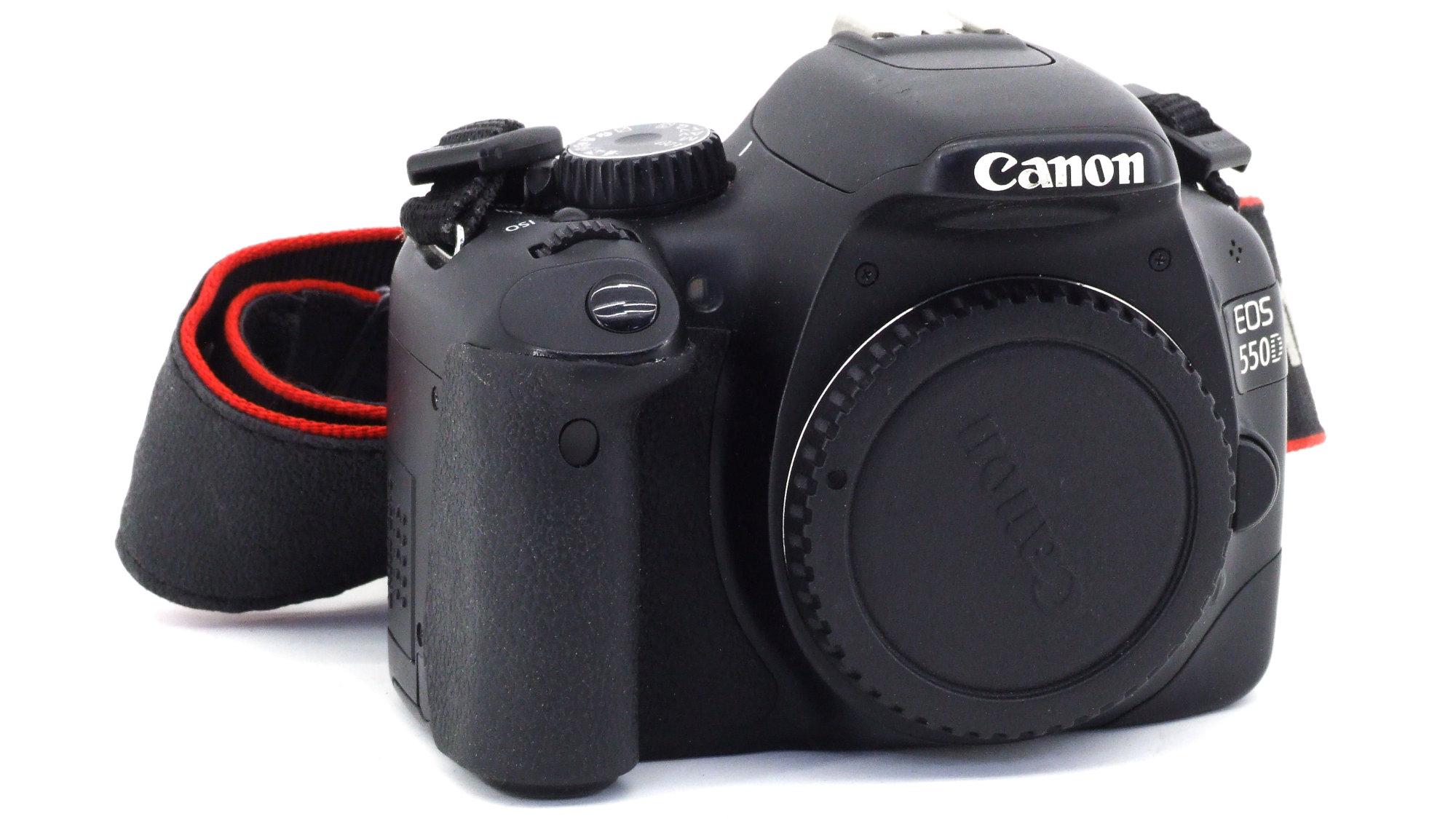 Canon EOS 550D leihen