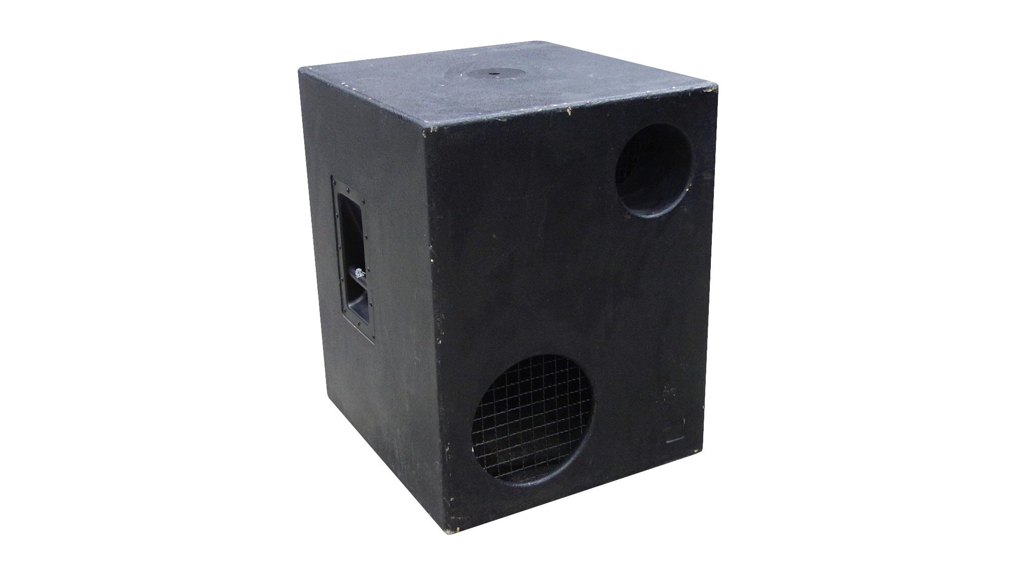 Subwoofer Bass-Box leihen