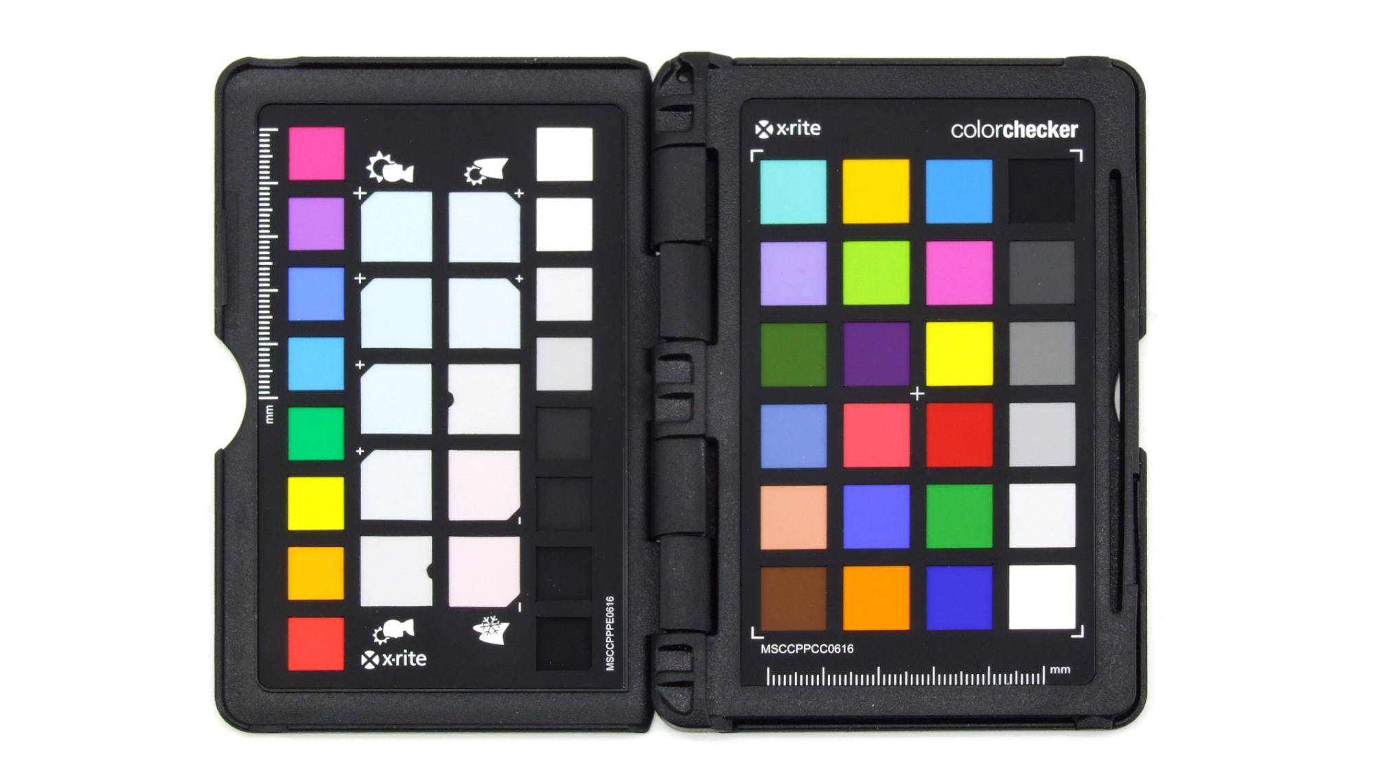 Color Checker Kamerakalibrierung leihen