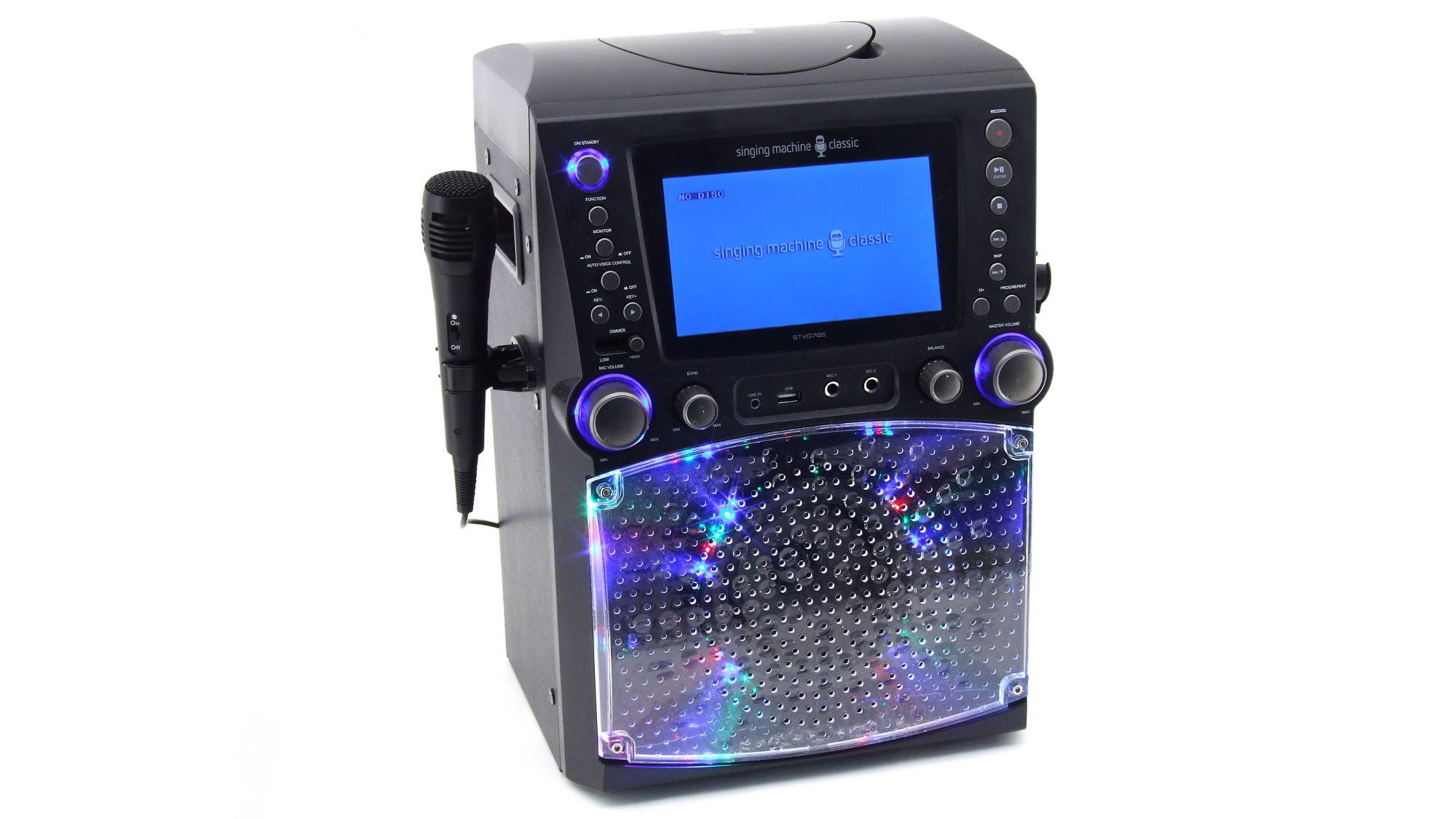 Karaokemaschine leihen