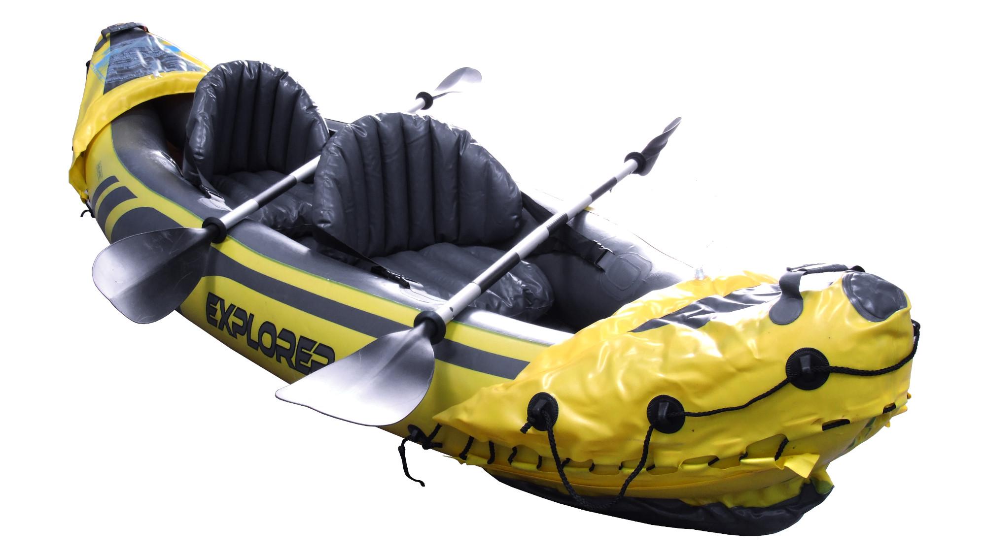 Schlauchboot leihen