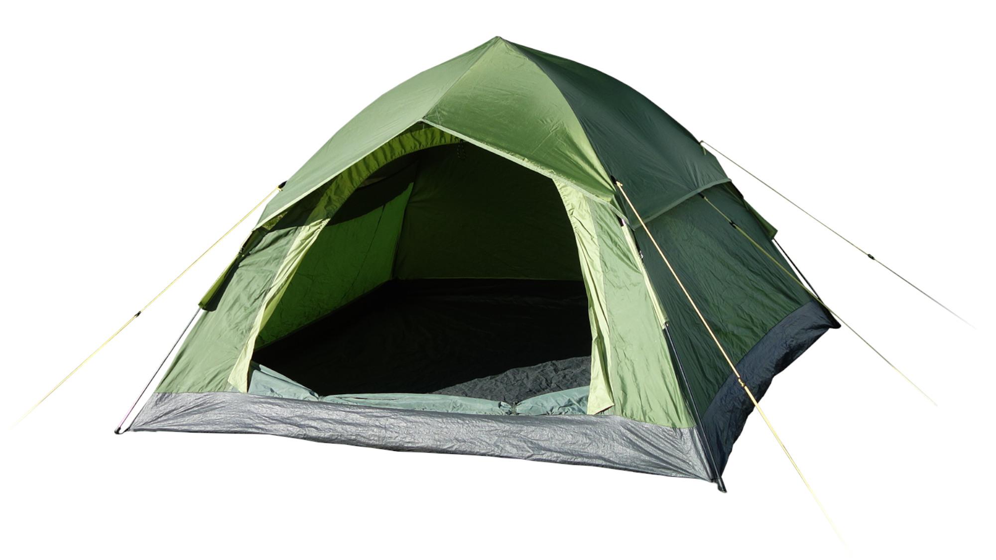 3 Personen Zelt leihen