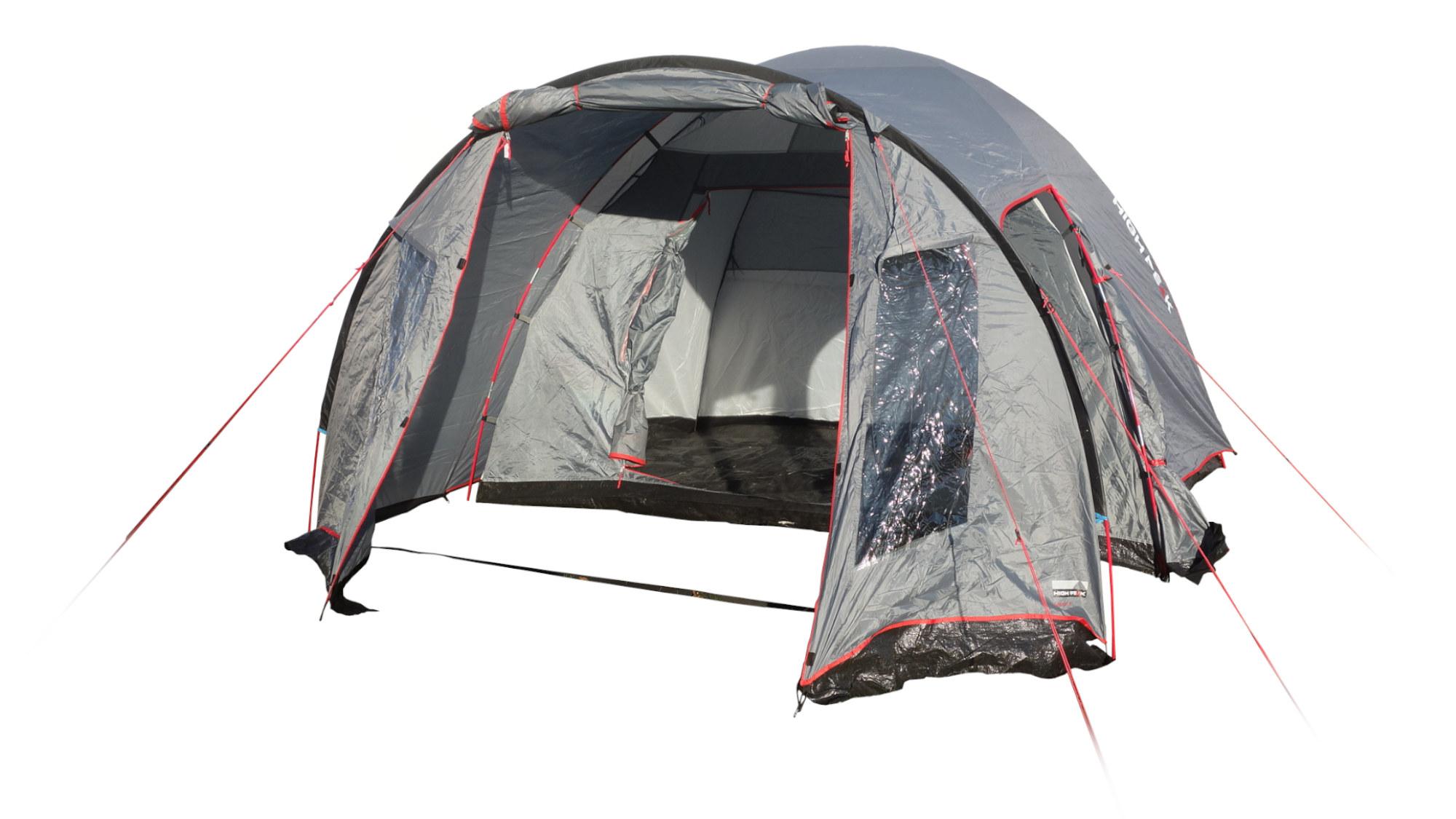 5-Personen-Zelt leihen