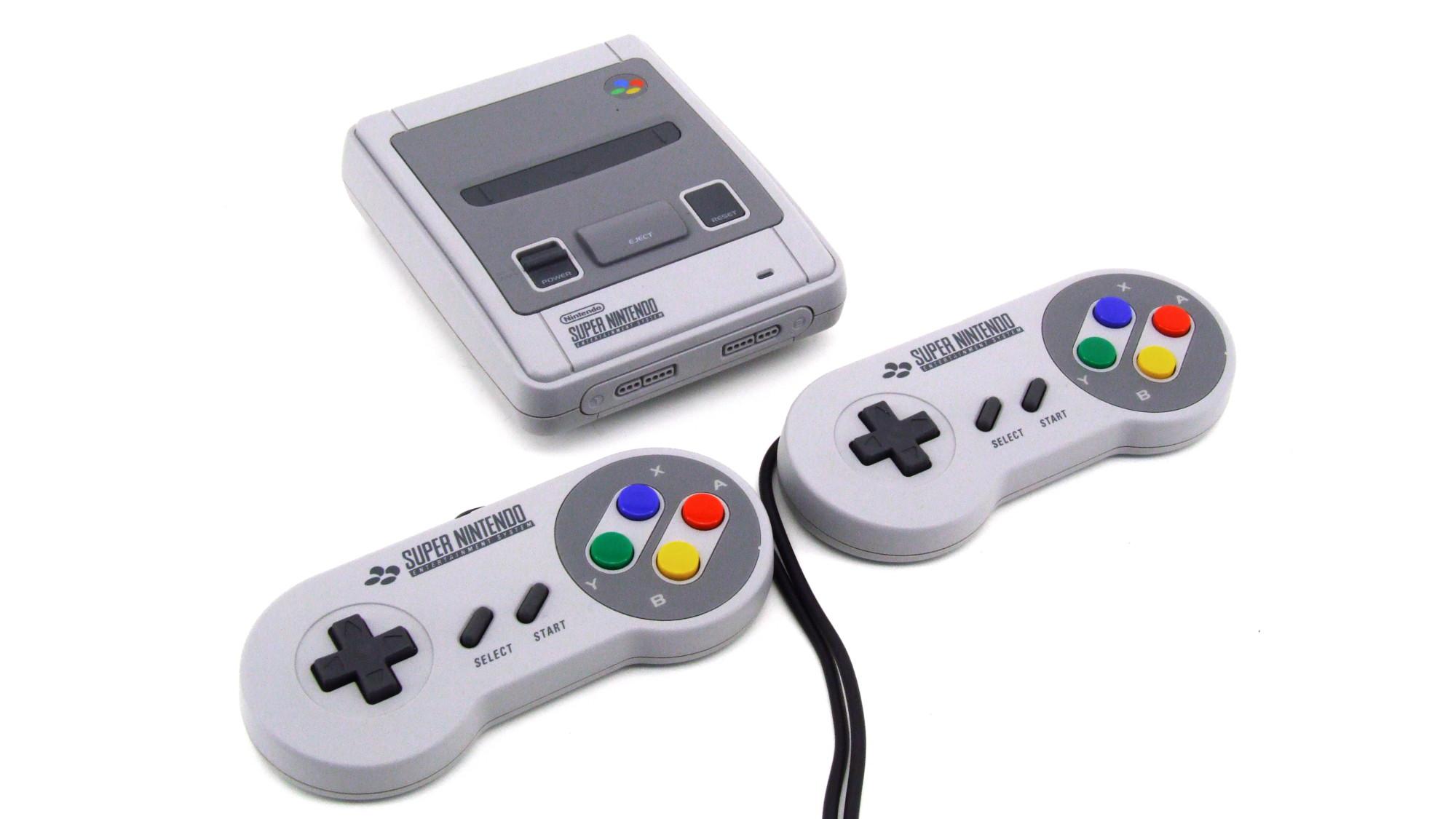 Nintendo Classic Mini leihen