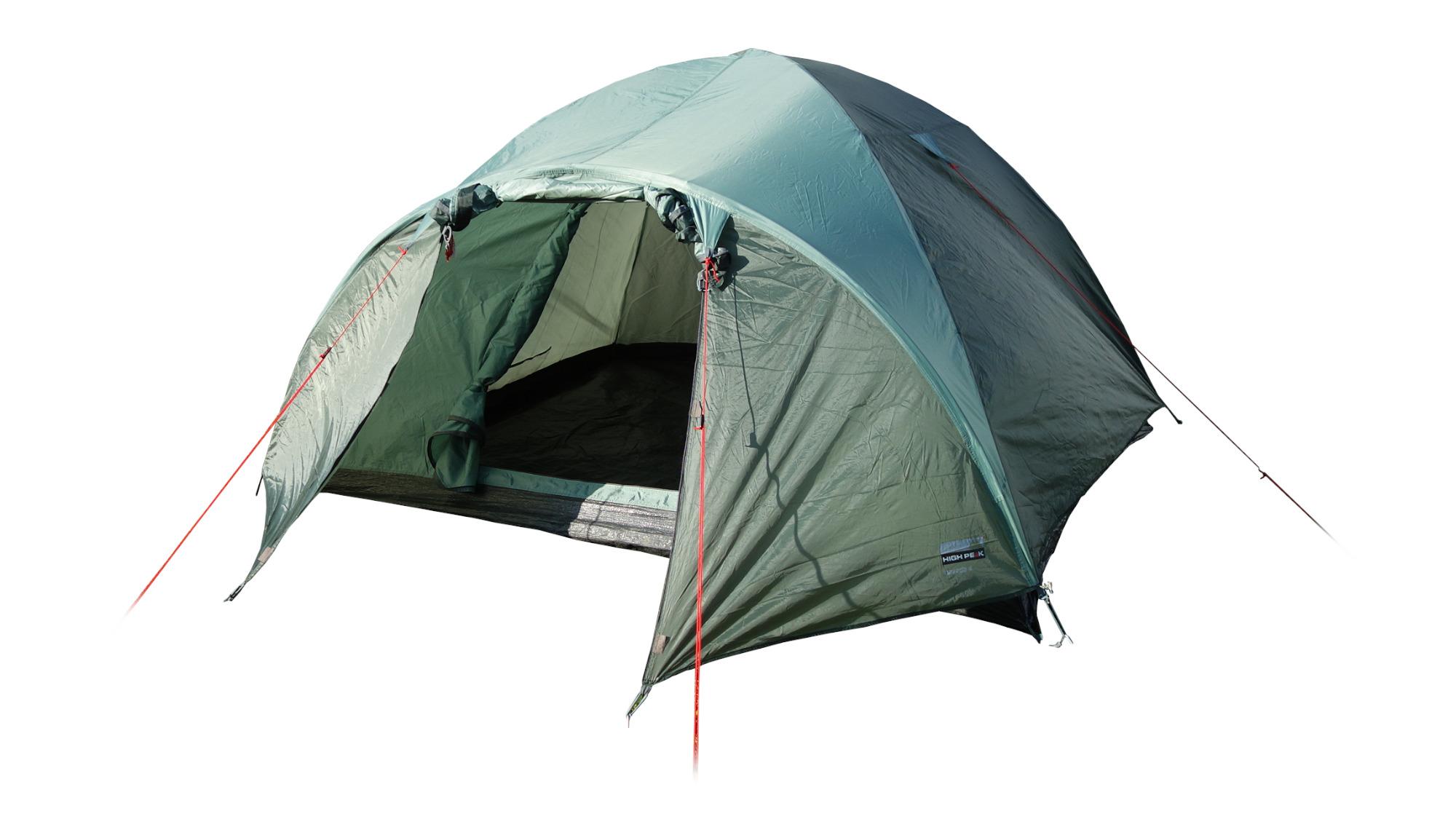 4 Personen Zelt leihen
