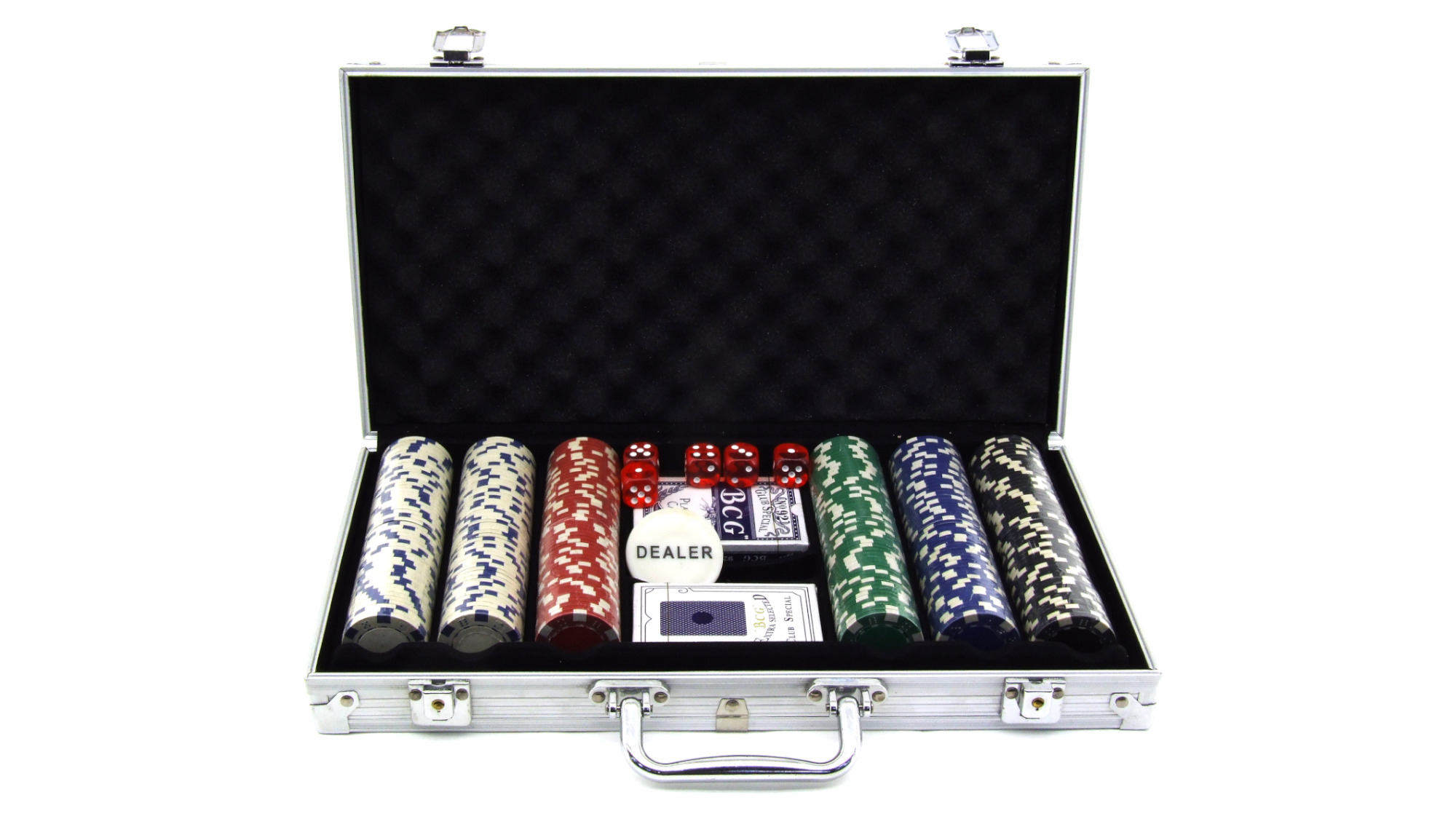 Poker-Set leihen