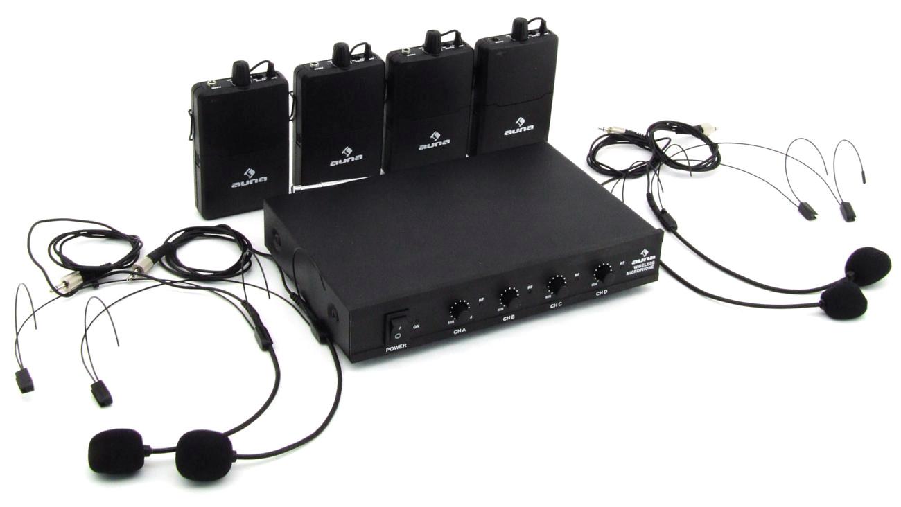 Headset Mikrofon Set leihen