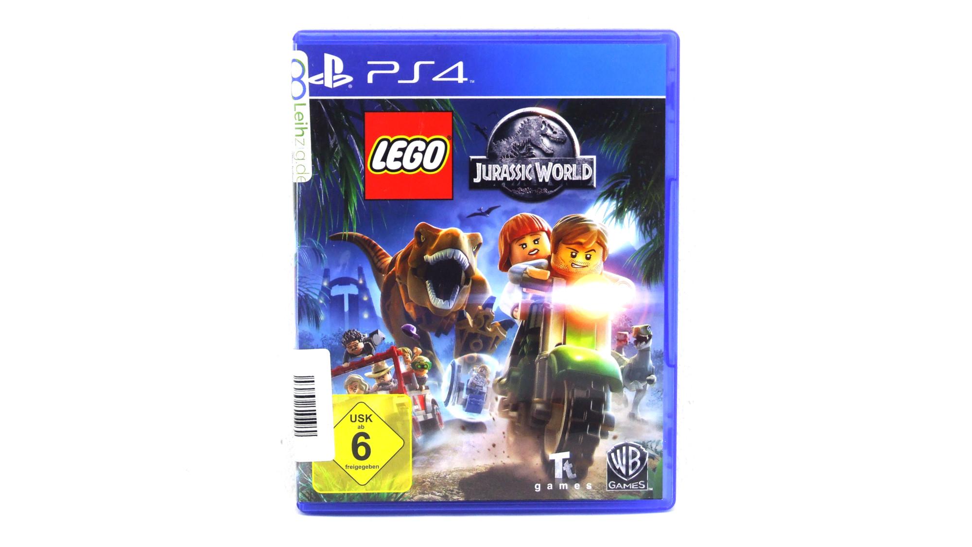 Spiel: Lego Jurassic World leihen