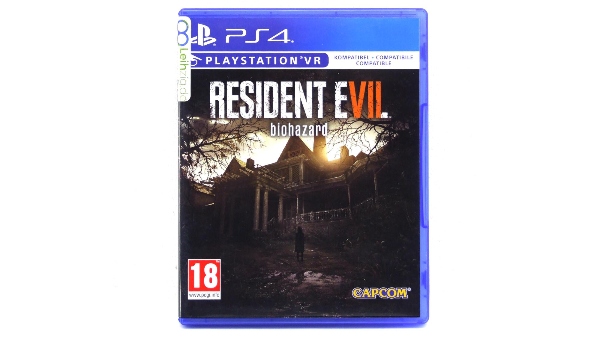 Spiel: Resident Evil VII biohazard leihen