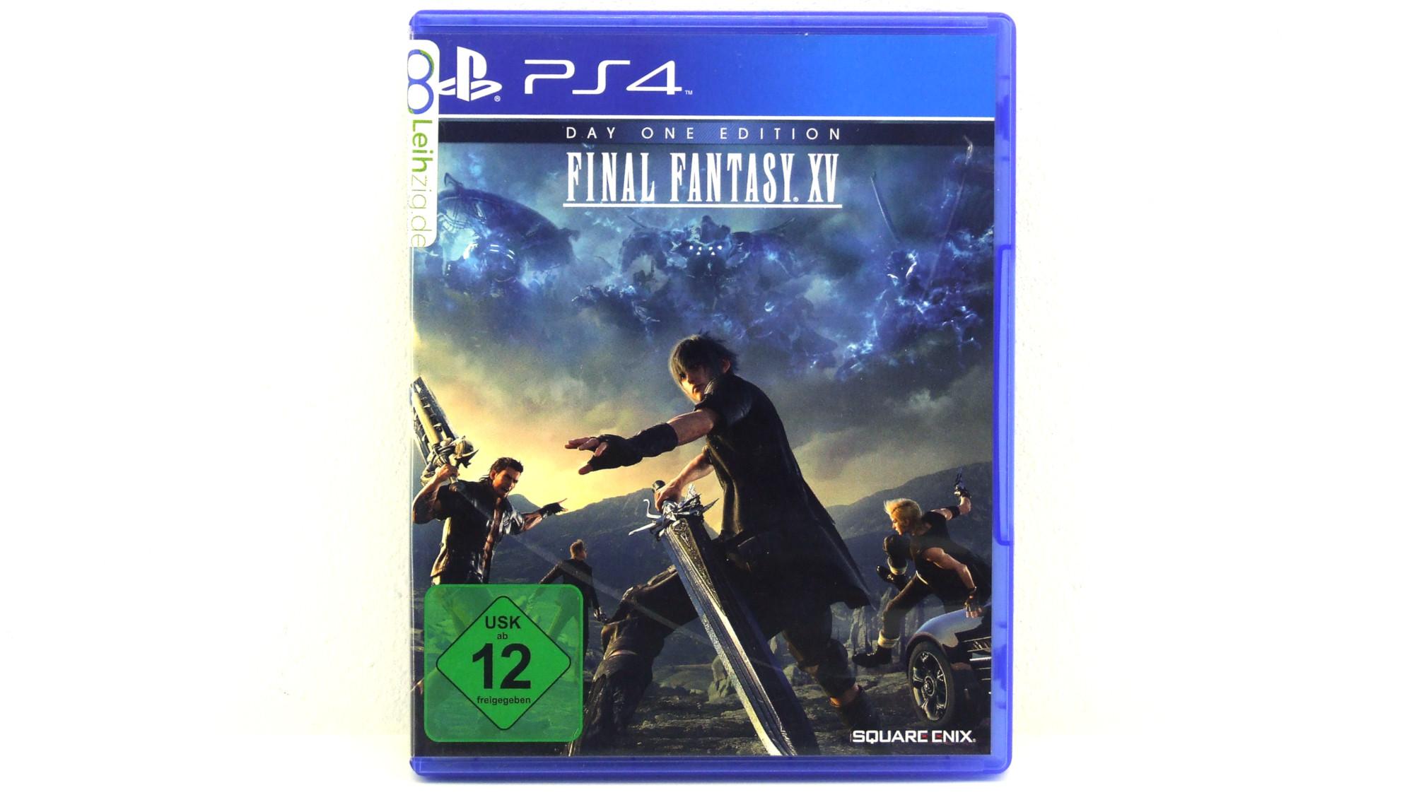Spiel: Final Fantasy 14 leihen