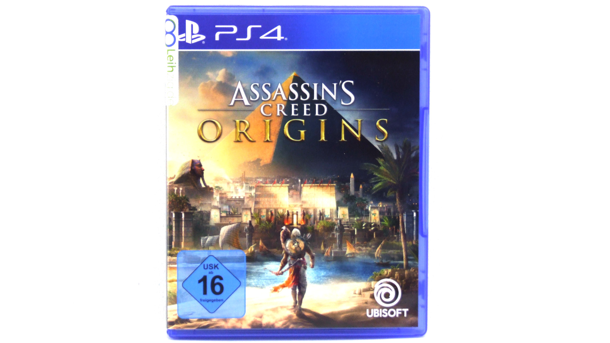 Spiel: Assassins Creed Origins leihen