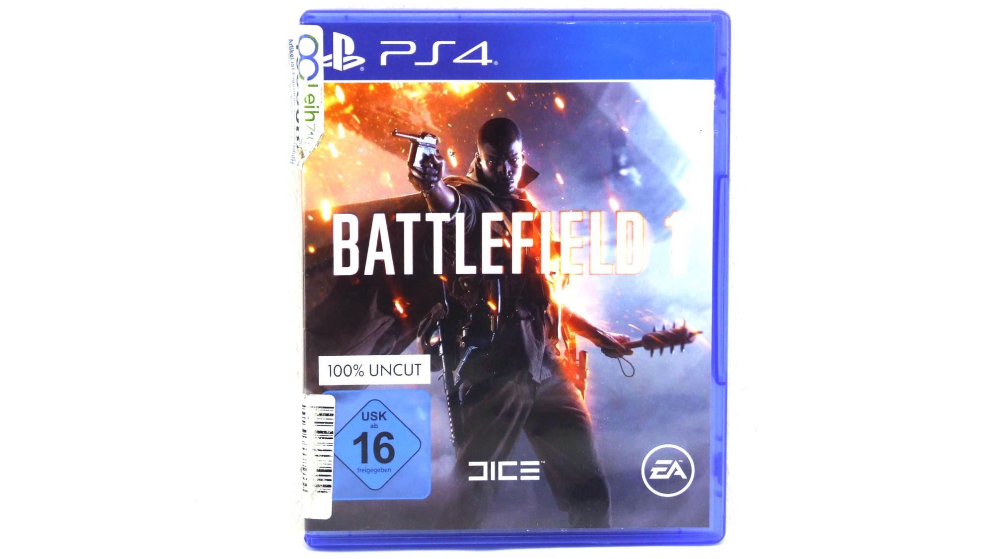 Spiel: Battlefield 1 leihen