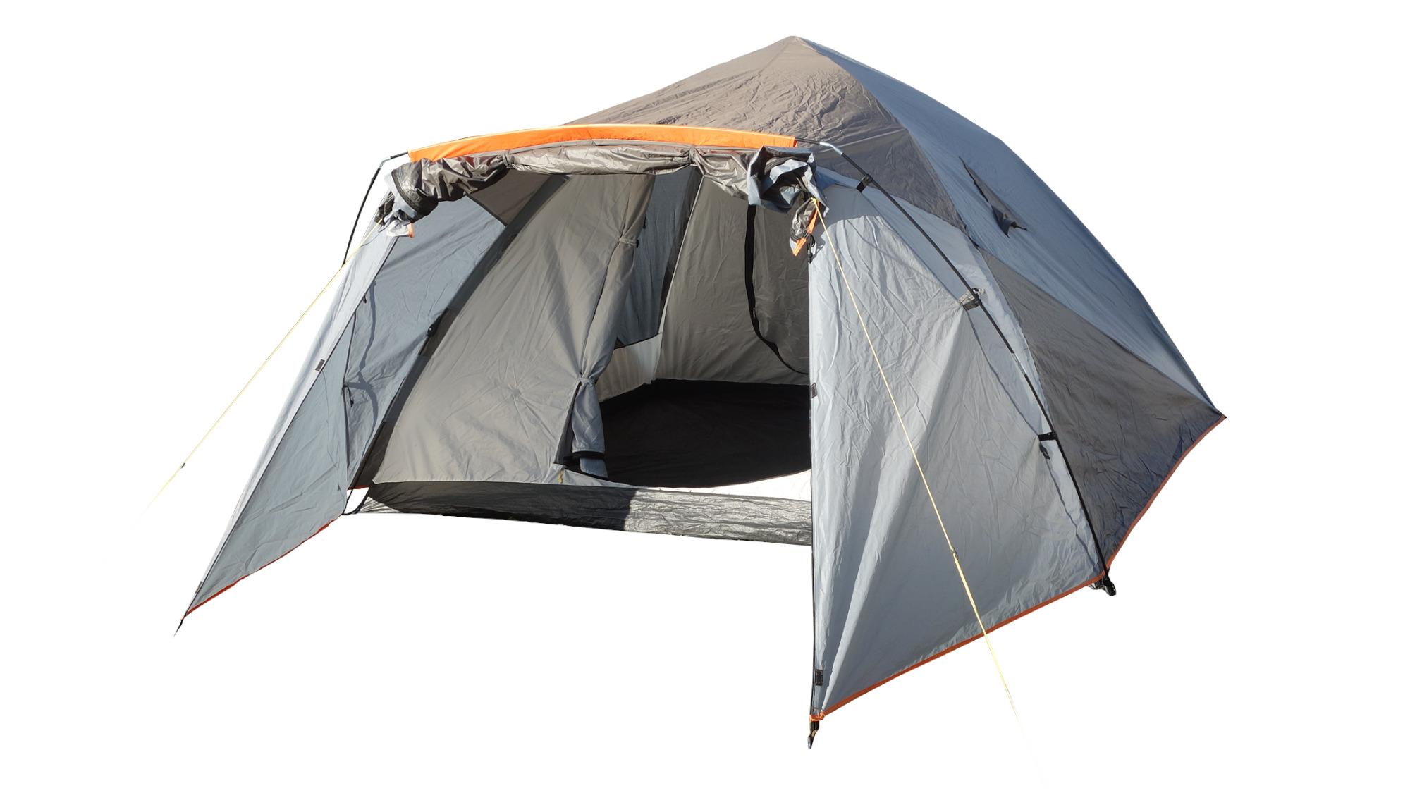 6-Personen Zelt leihen