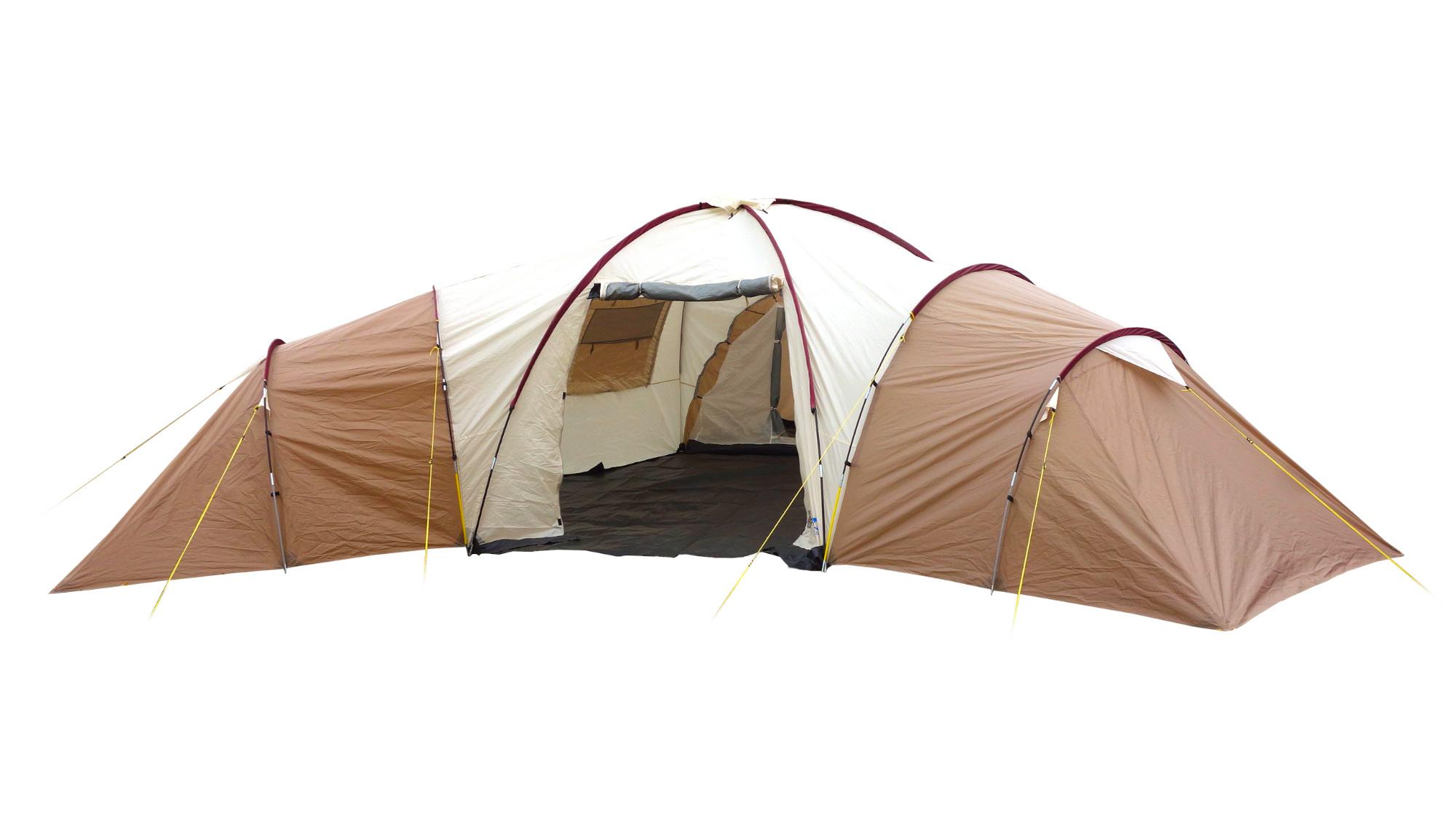 12 Personen Zelt leihen