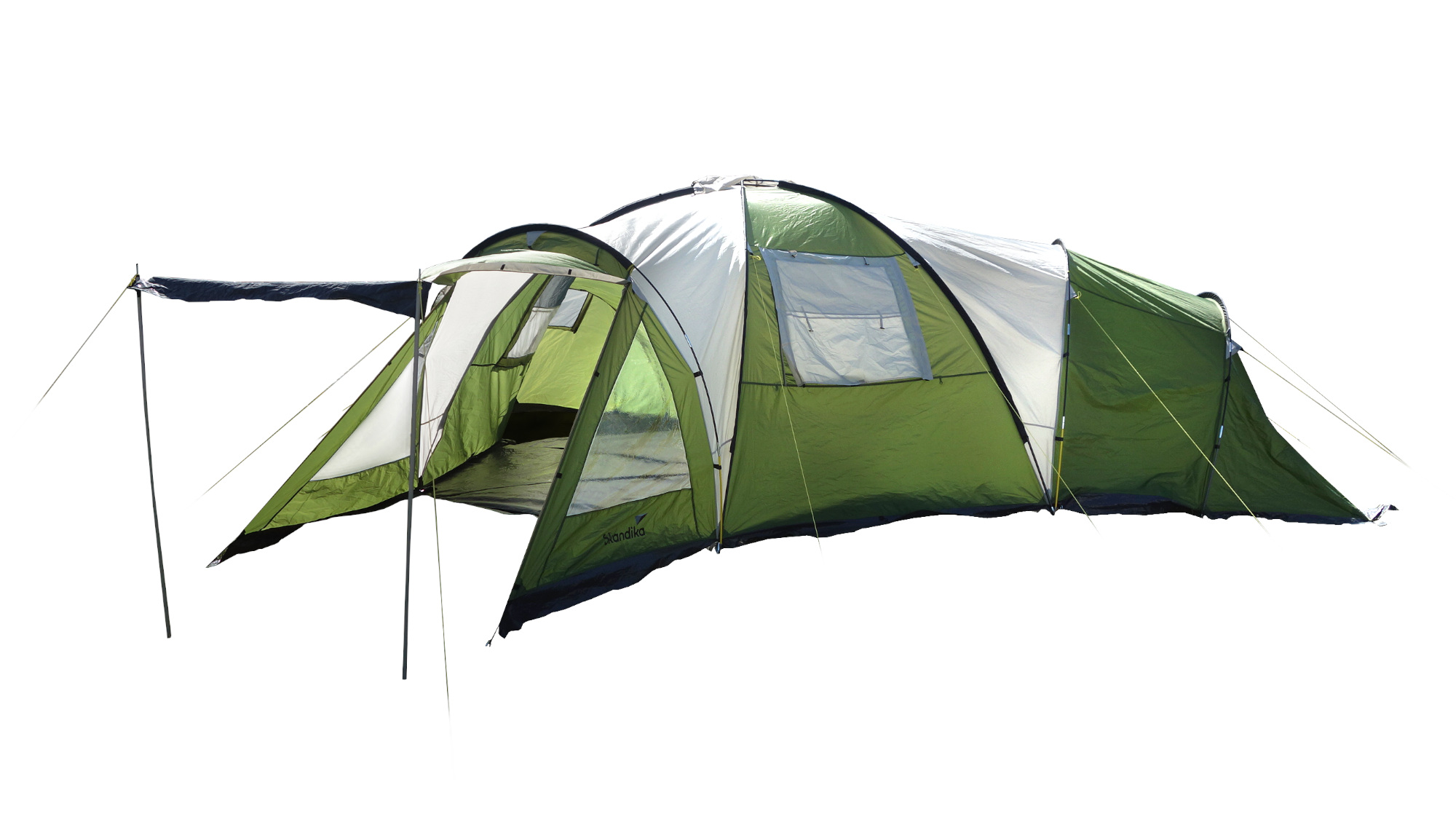 8-Personen Zelt leihen
