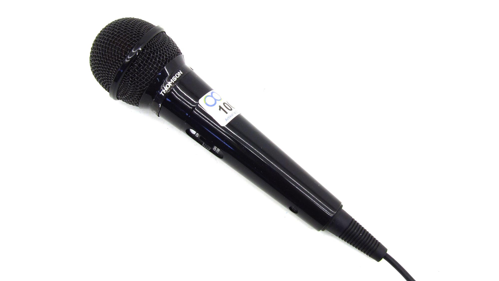 Zusatzmikrofon leihen