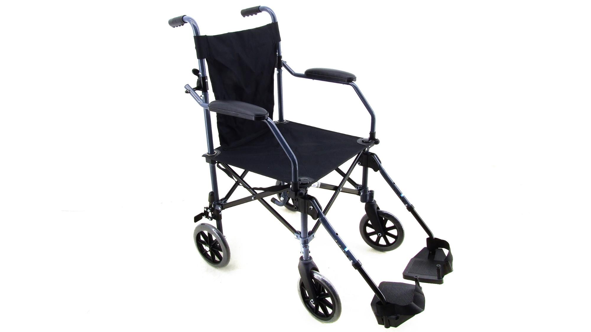 Falt-Rollstuhl leihen