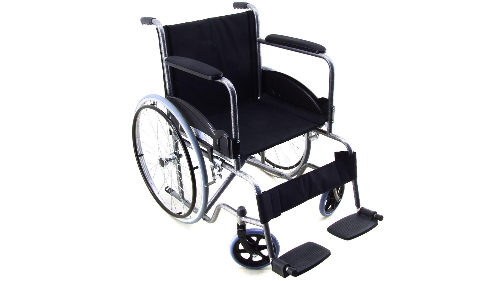 Rollstuhl mit Selbstantrieb leihen