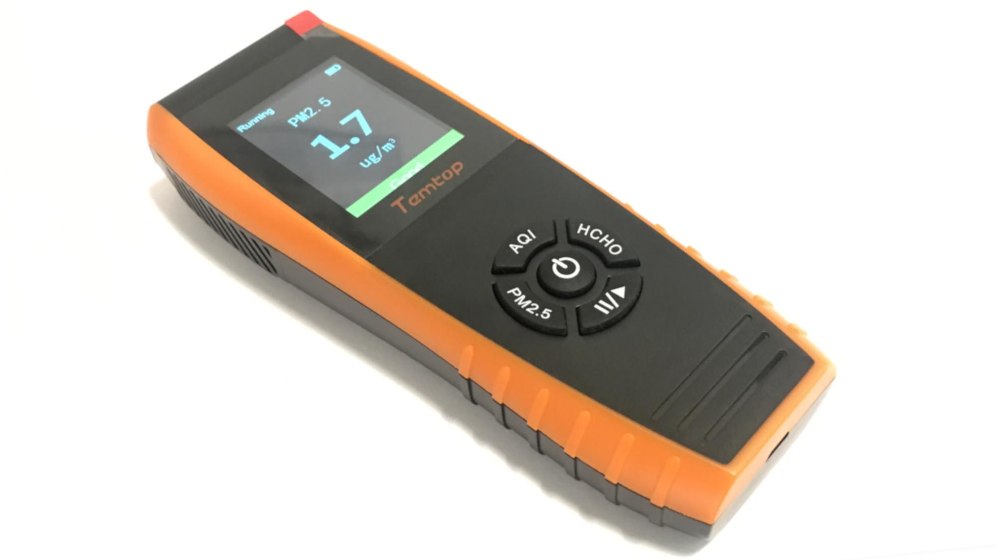Luftqualität-Messgerät leihen