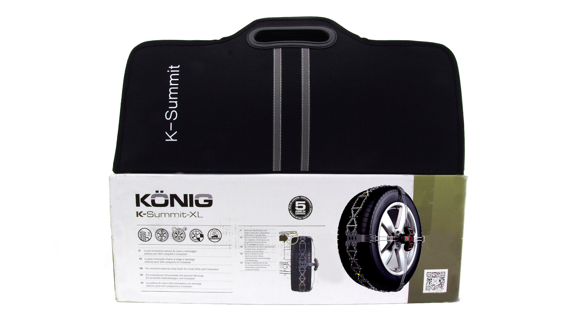 Schneeketten K-SUMMIT XL K55 leihen