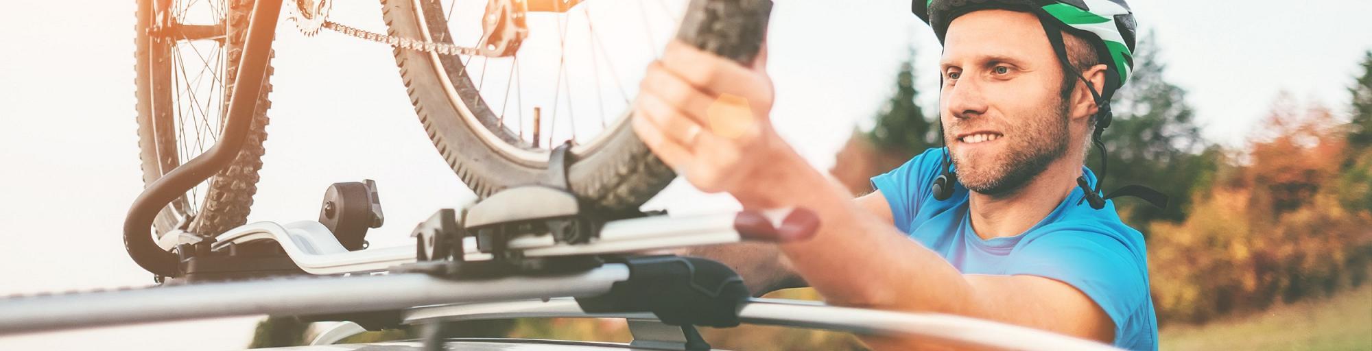 Fahrradträger leihen