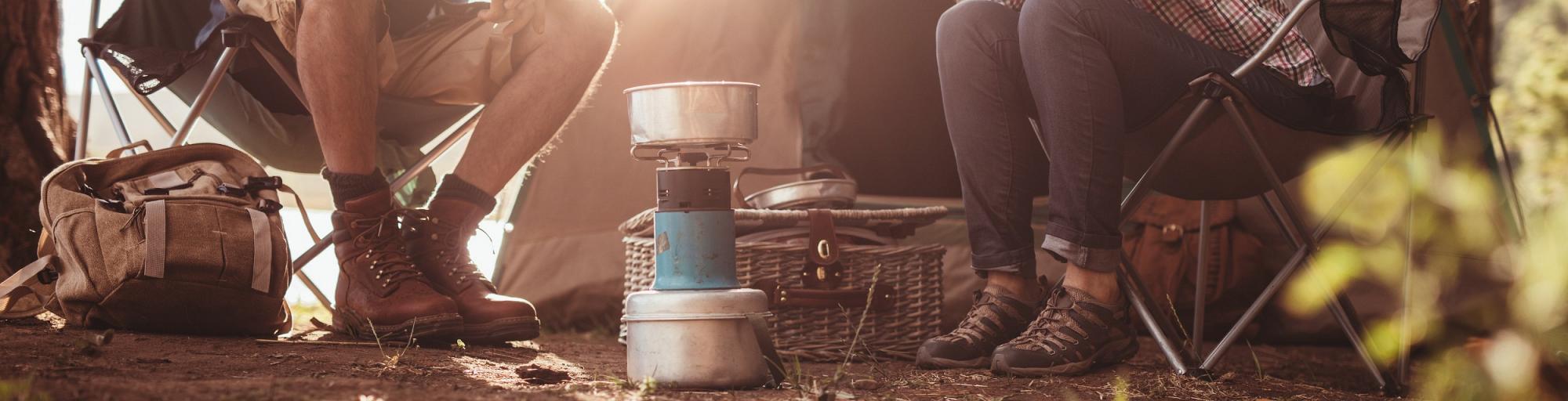 Camping-Zubehör leihen
