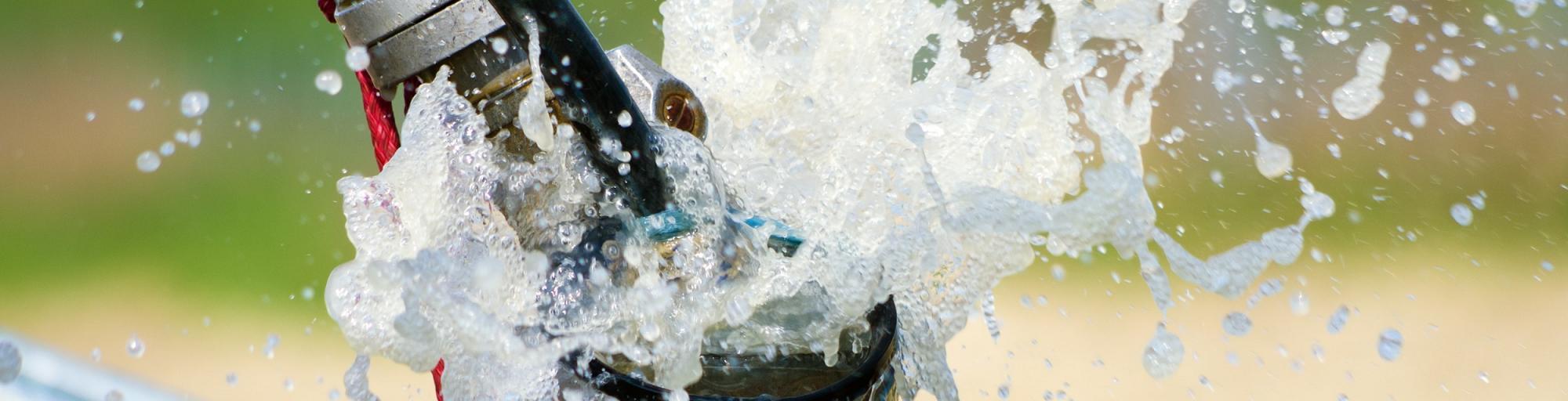 Wasser & Pumpen leihen