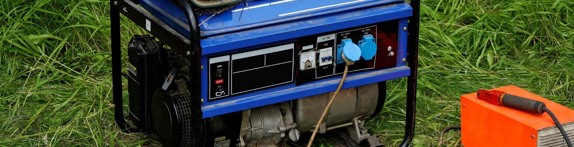 Stromerzeuger leihen